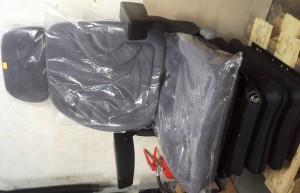 Grammer sėdynės alternatyva 12V